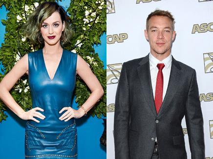 Katy Perry : Diplo l'a accompagnée à Paris!