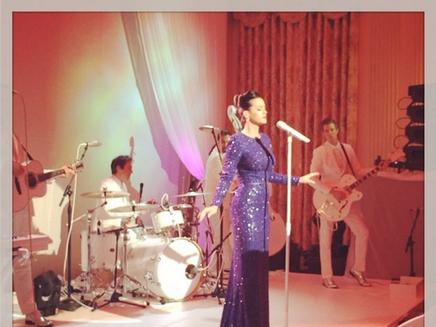 Katy Perry chante pour Barack Obama à la Maison Blanche !