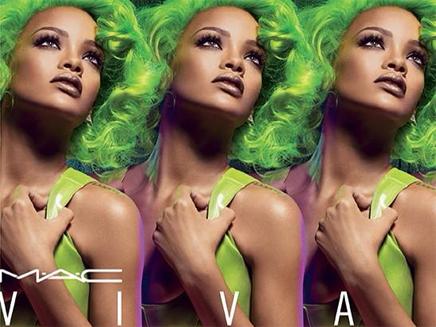 Rihanna : une nouvelle ligne de cosmétique pour la bonne cause