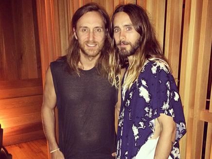 David Guetta et Jared Leto : un air de famille?