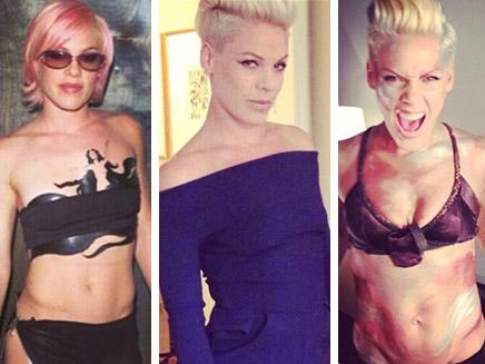 Pink fête ses 35 ans : retour sur son évolution en 10 looks !