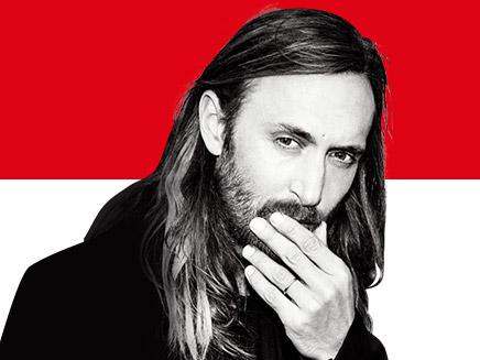 David Guetta en interview exceptionnelle sur NRJ !