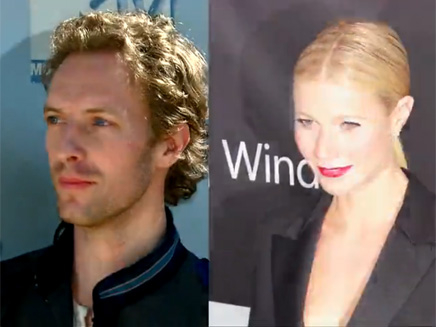 Chris Martin et Gwyneth Paltrow : réunis à Los Angeles pour l'amfAR!