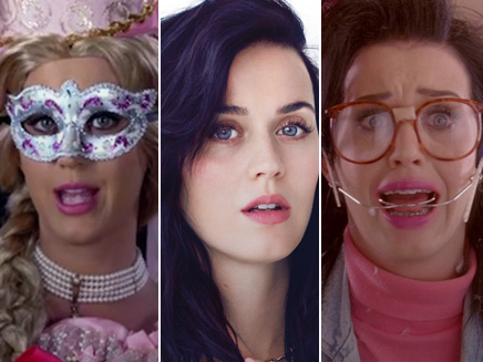 Katy Perry : 30 bougies et 6 ans de purs looks !
