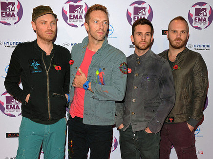 Coldplay : un nouvel album arrive!