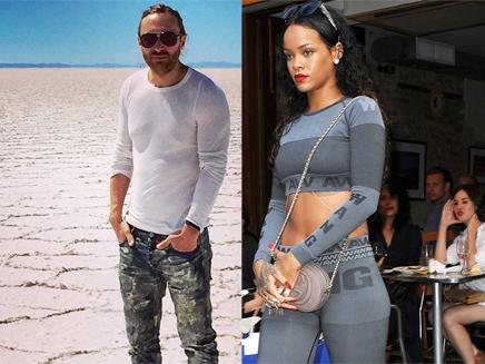 Rihanna : deux nouveaux hits avec David Guetta!