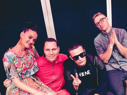 Katy Perry retrouve Diplo en Australie!