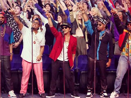 Bruno Mars : découvrez son live exceptionnel chez Ellen DeGeneres!