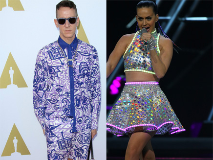 Katy Perry : Jeremy Scott l'habillera pour le Super Bowl!