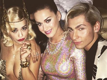 Katy Perry, Justin Bieber, Tiesto : vos superstars NRJ fêtent le nouvel an!
