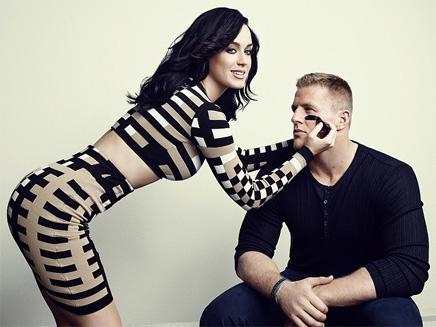 """Katy Perry : """"je suis stressée pour le Super Bowl!"""""""