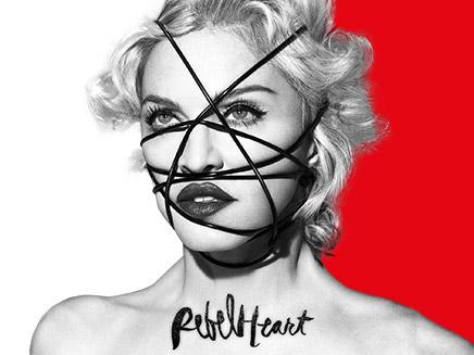 Madonna en interview exclusive sur NRJ