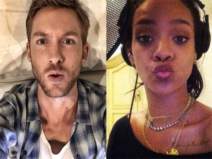 Rihanna : Calvin Harris sur son nouvel album!