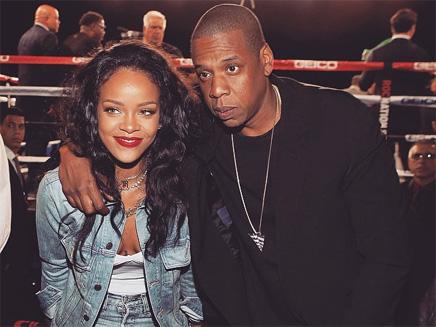Rihanna : retrouvailles avec Jay-Z!