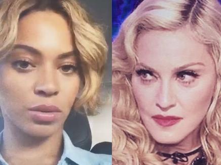 Madonna se moque de Beyoncé dans une interview!