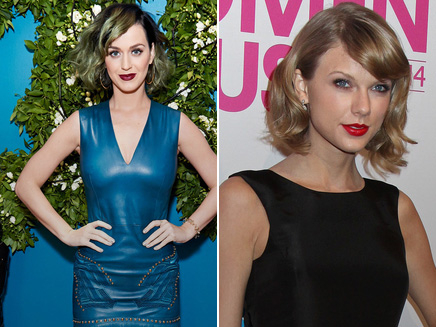 Katy Perry : une chanson contre Taylor Swift ?