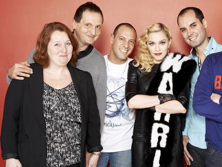 Madonna : tout sur son passage à Paris!