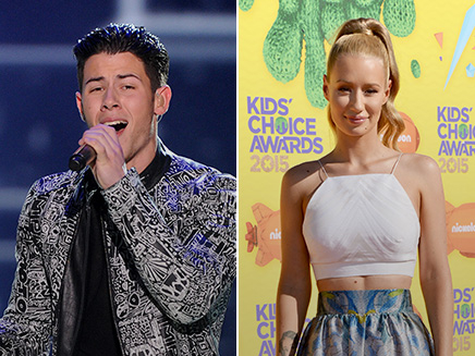 Nick Jonas et Iggy Azalea : les meilleurs moments des Kids Choice Awards!