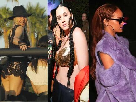 Katy Perry, Rihanna, Fergie : vos superstars NRJ à Coachella!