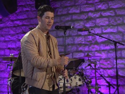 Nick Jonas en concert privé NRJ : découvrez la vidéo!