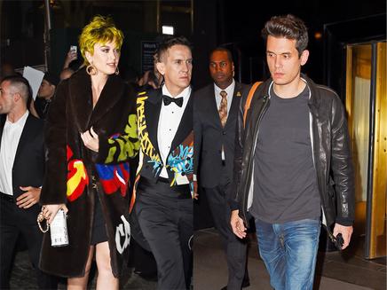 Katy Perry : elle retrouve John Mayer à l'after party du Met Gala!