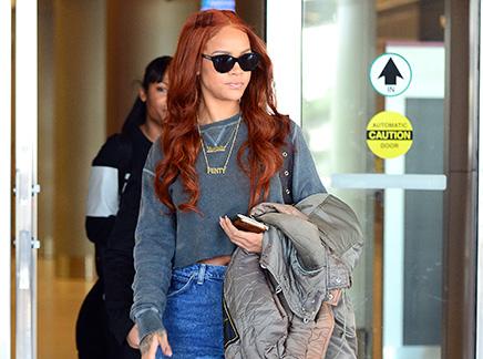 Rihanna débarque à Miami!