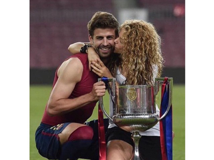 Shakira : fière de son mari!