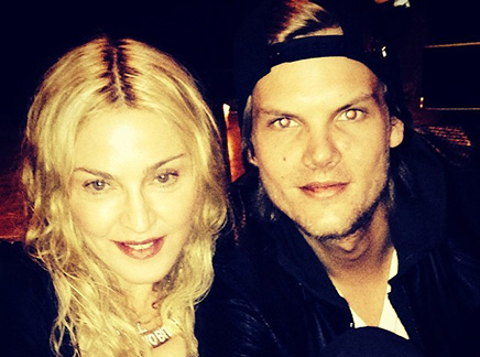 Avicii : déçu de sa collaboration avec Madonna