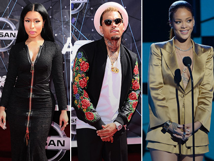 Rihanna, Nicki Minaj, Chris Brown: les plus beaux looks des Bet Awards!