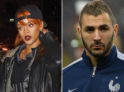 Rihanna et Benzema : rendez-vous secret à New-York!