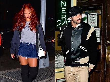Rihanna et Karim Benzema : ensemble à Los Angeles!