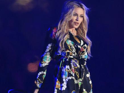 Madonna : super sexy en Gucci !