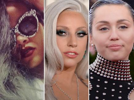 Rihanna, Lady Gaga, Miley Cyrus : sont toutes passées au gris !