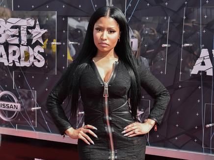 Nicki Minaj : elle se confie à des enfants hospitalisés !