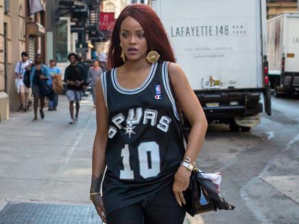 Rihanna : son coup de gueule contre un joueur de basket!