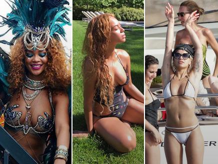 Rihanna, Beyoncé, Rita Ora : les photos de vacances de vos superstars NRJ!