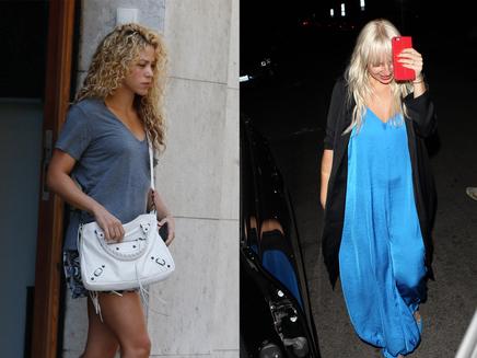 Shakira : un nouveau hit écrit par Sia!