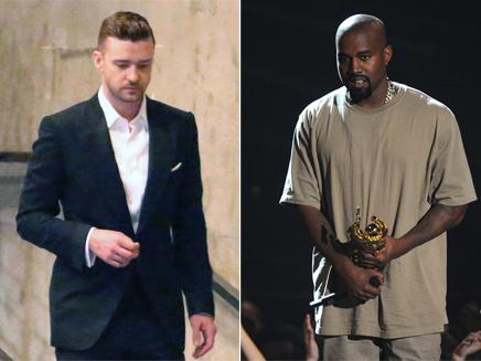 Justin Timberlake : il répond aux déclarations de Kanye West!