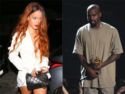 Rihanna soutient Kanye West pour l'élection présidentielle!