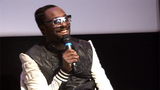 Will.I.Am présente son album à Paris