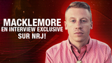 Macklemore en interview exclusive sur NRJ
