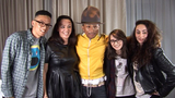 Pharrell Williams : sa rencontre avec les auditeurs d'NRJ !