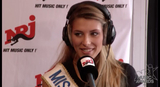 Miss France chez Manu sur NRJ en direct de Cannes!