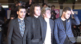 One Direction, Stromae, Lenny Kravitz  - La montée des marches - NRJ Music Awards 2014