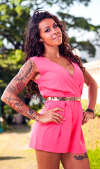 Shanna - Les Anges 7 Latin America
