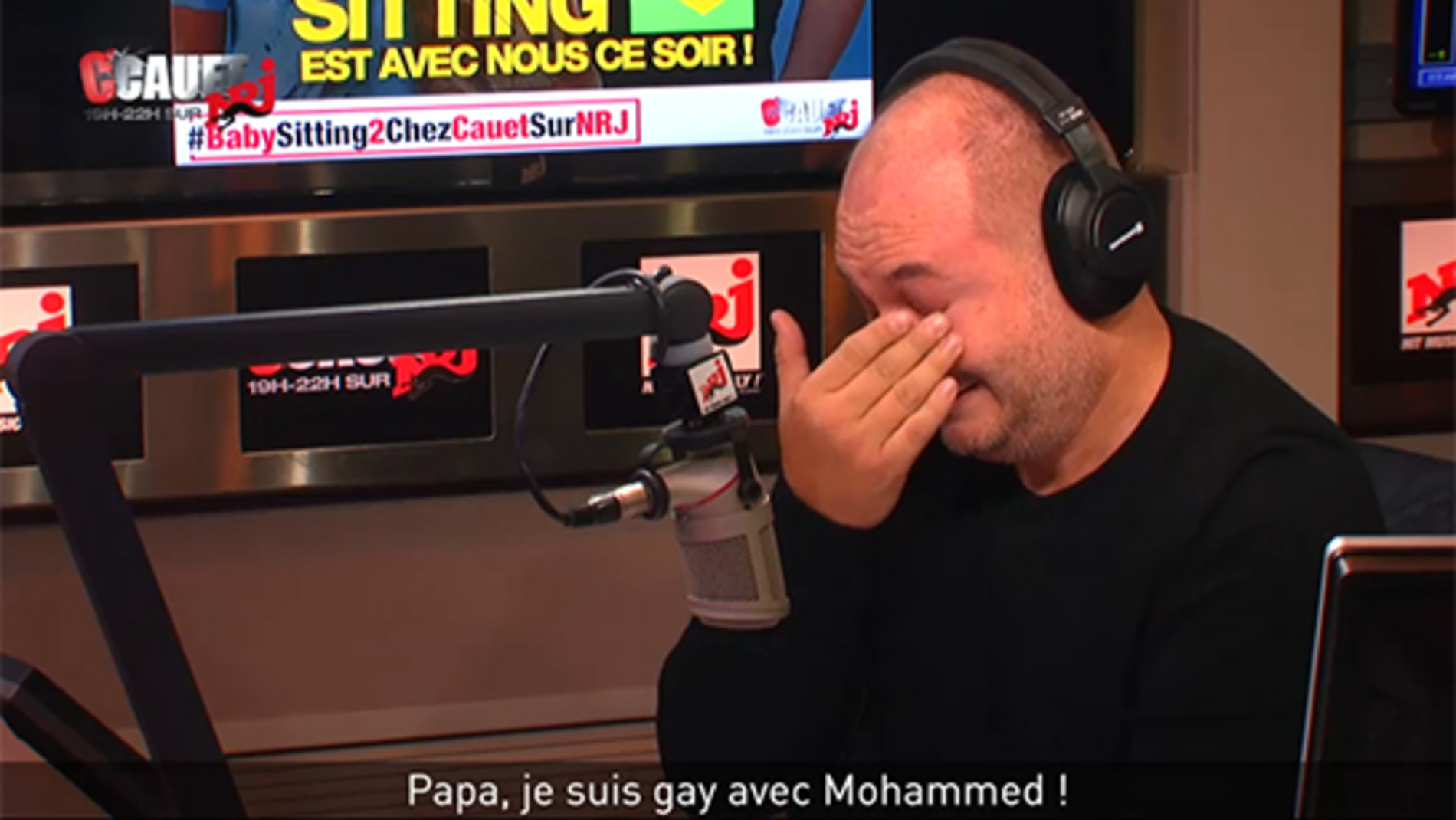 Papa, je suis gay avec Mohammed