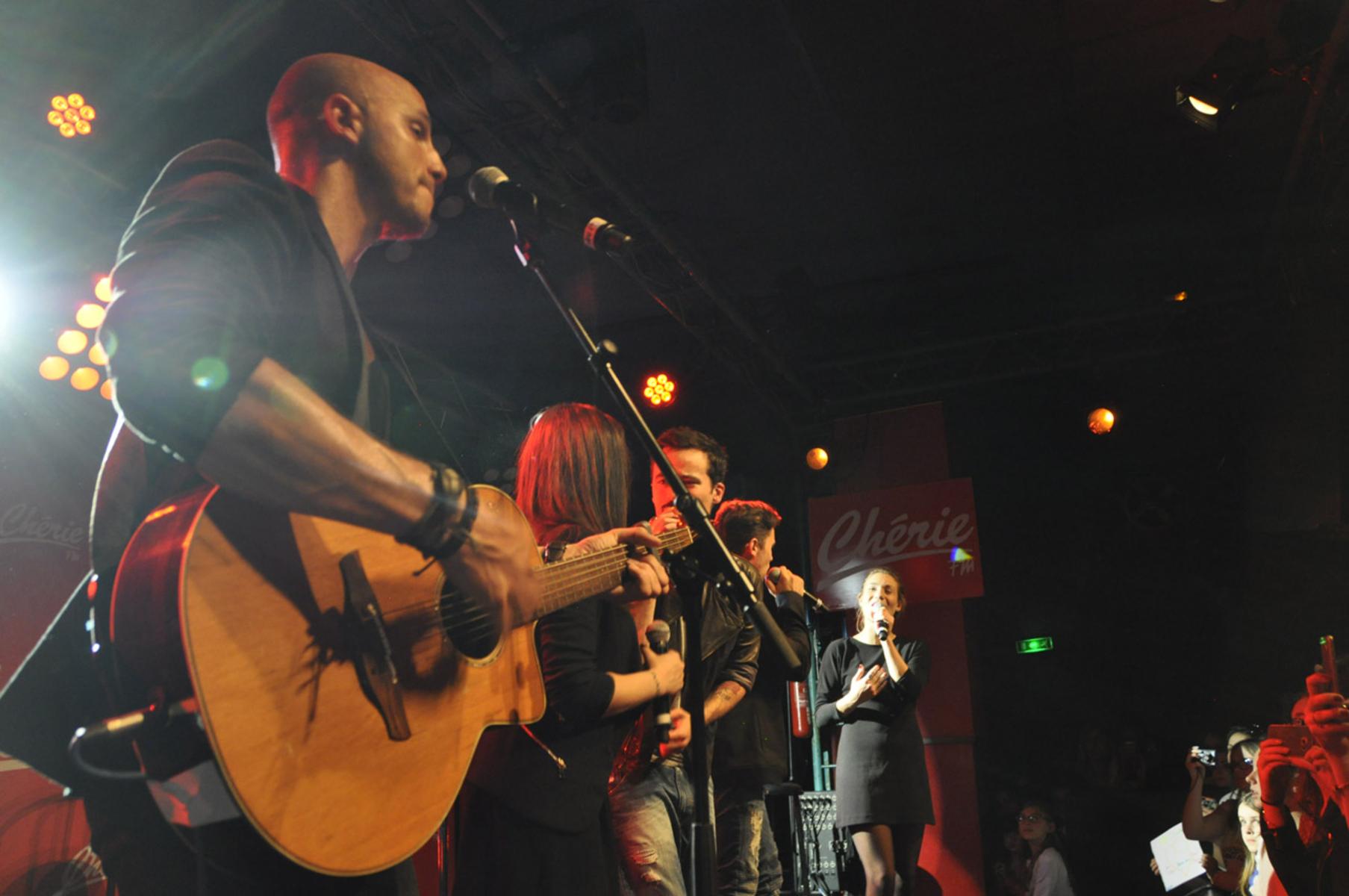 Concert Pop Love Les 3 Mousquetaires