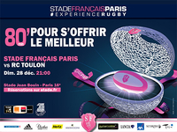 Stade Français Paris vs. RC Toulon