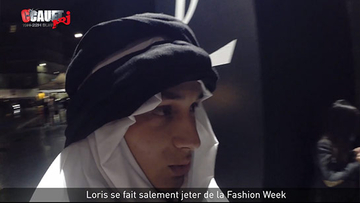 Loris se fait salement jeter de la Fashion Week