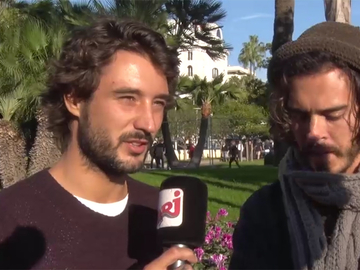 NRJ Music Awards 2015 - Fréro Delavega : « un beau week-end » aux NMA